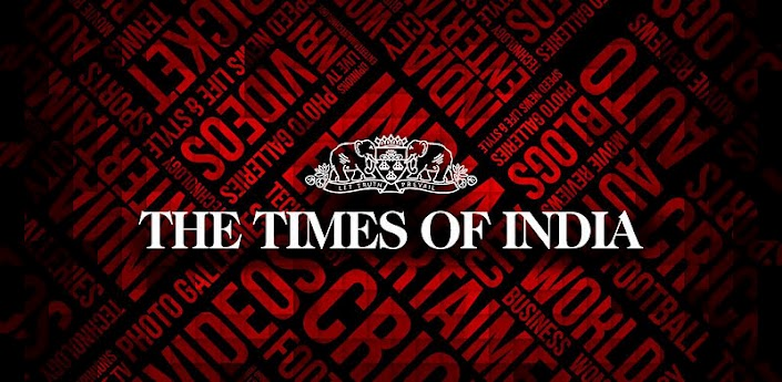 Times of India ...